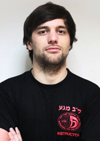 Jan Thiele IKMF Krav Maga Instructor bei Keepsafe